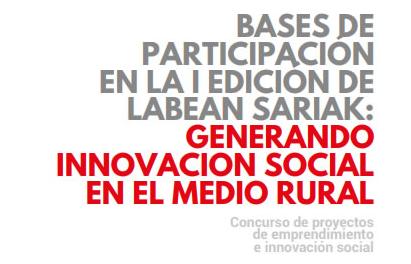 Generando innovación social en el medio rural Labean Sariak