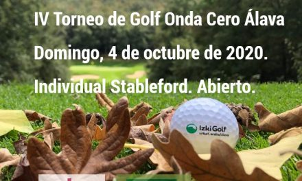 Torneo Onda Cero en Izki Golf