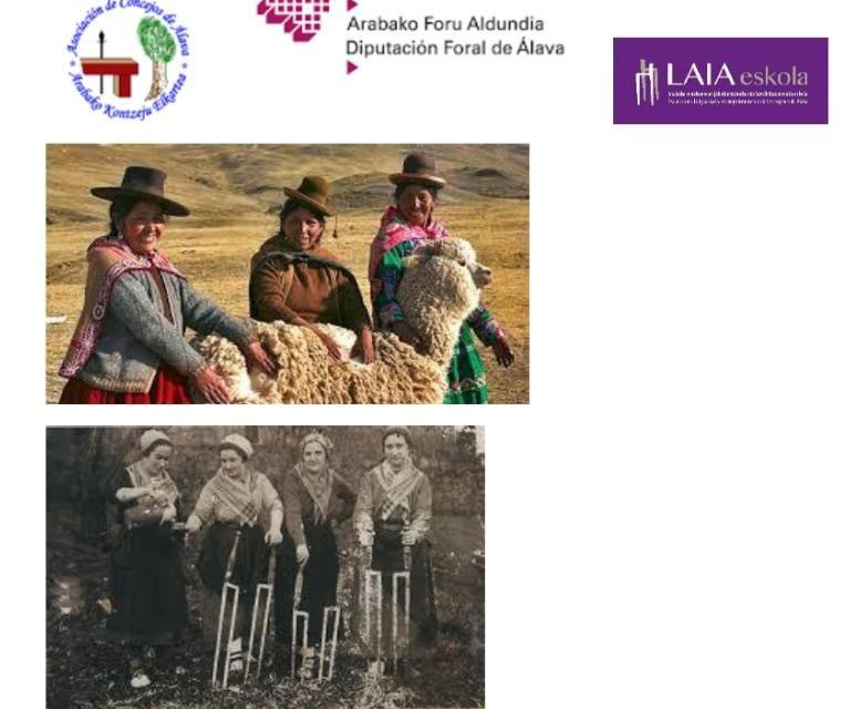 Taller intercultural «El Apoyo Mutuo», Campezo, domingo 18 de octubre