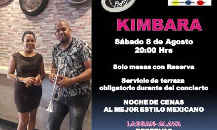 KIMBARA en concierto