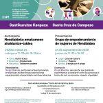 Presentación: grupo de emponderamiento de mujeres de Mendialdea