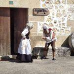 Un privilegio de viaje a la Peñacerrada medieval y cretácica