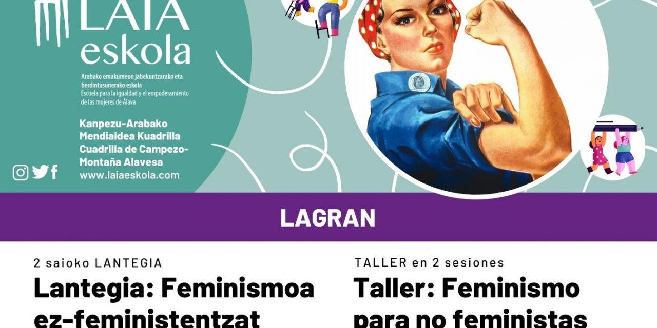 Taller: Feminismo para no feministas