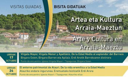 Arte y cultura en Arraia-Maeztu
