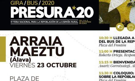 Gira Bus 2020 PRESURA20