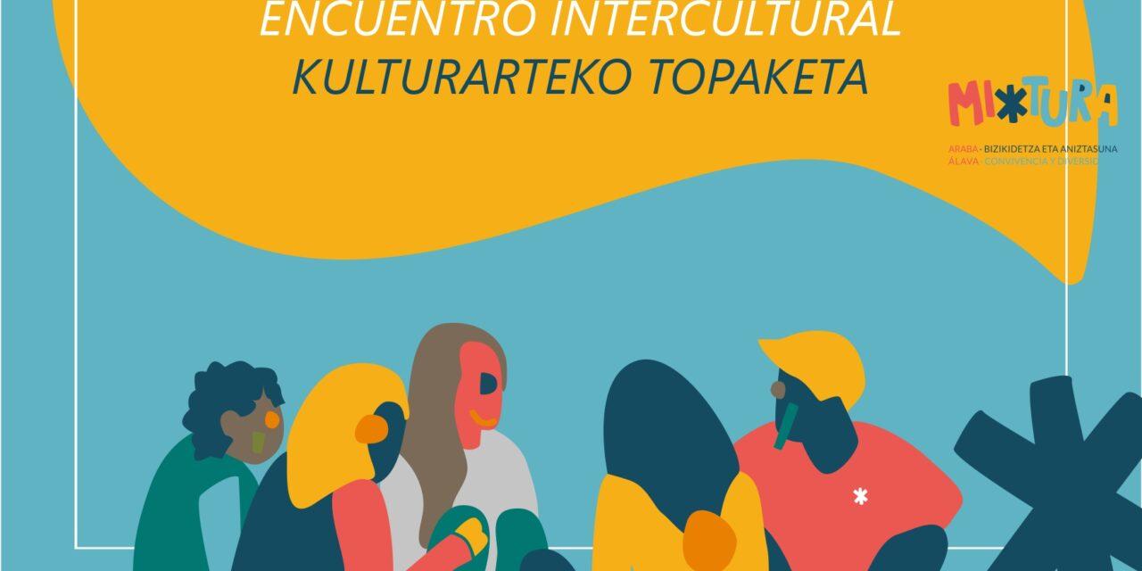 Encuentro Intercultural – Kulturarteko Topaketa