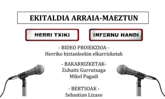 Herri Txiki, Infernu Handi Arraia-Maeztun