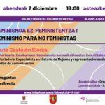 Feminismo para no feministas (II)