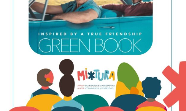 Cine fórum: Green book