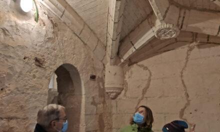 Casi todo por conocer de la cripta de Atauri