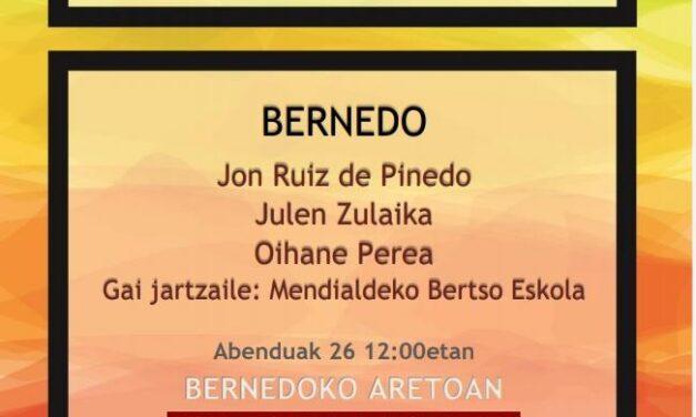 Bertso Jaialdia