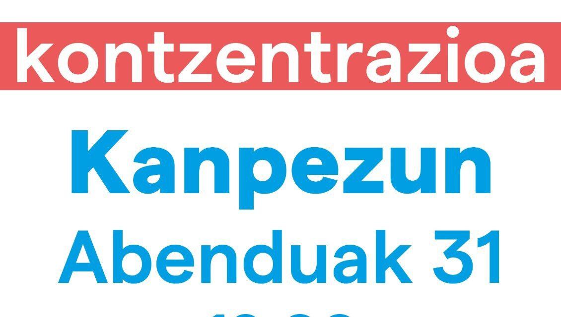 Kontzentrazioa Kanpezun