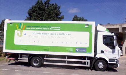 Punto Verde móvil 2021 Puntu berde mugikorra