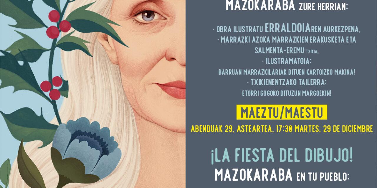 Mazokaraba en Maeztu
