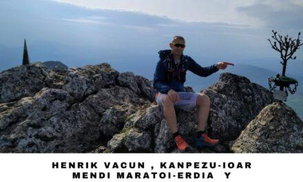 Kanpezu-Ioar un reto 12×12 deportivo en solitario desde Viana