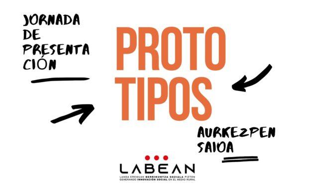 Los prototipos de Labean salen hoy del horno