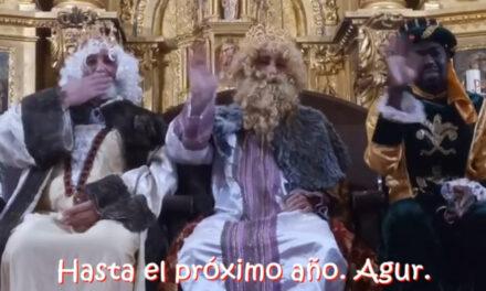 Errege Magoen mezua