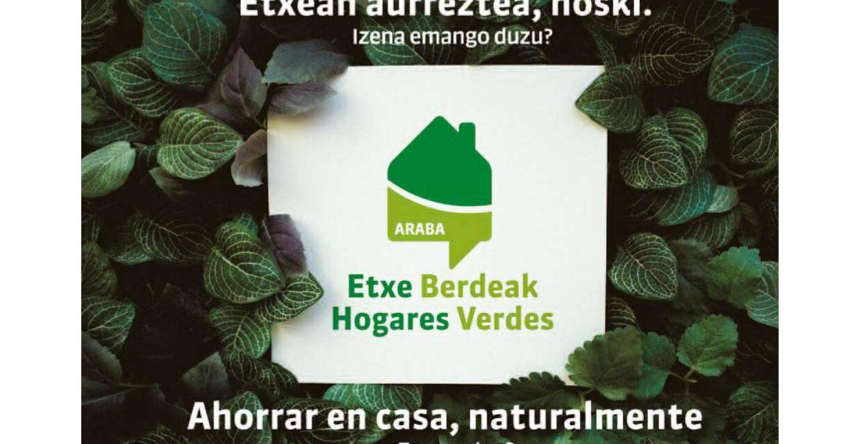 Etxe Berdeak – Hogares Verdes