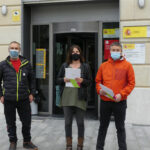 EH Bildu recuerda que Iturrieta es zona de exclusión en la presentación de alegaciones al parque eólico