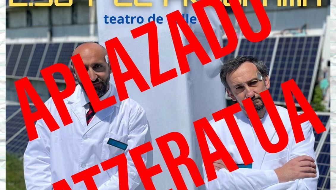 Antzerkia – Teatro: 2.984 El programa