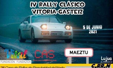 IV Rally Clásico Vitoria-Gasteiz