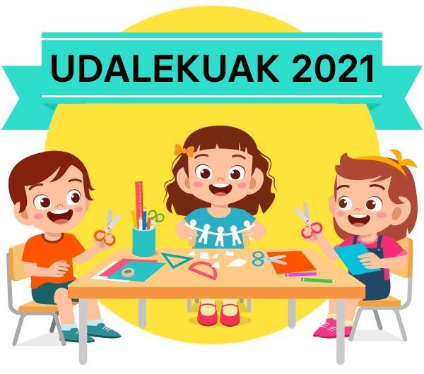 Udalekuak 2021 Montaña Alavesa