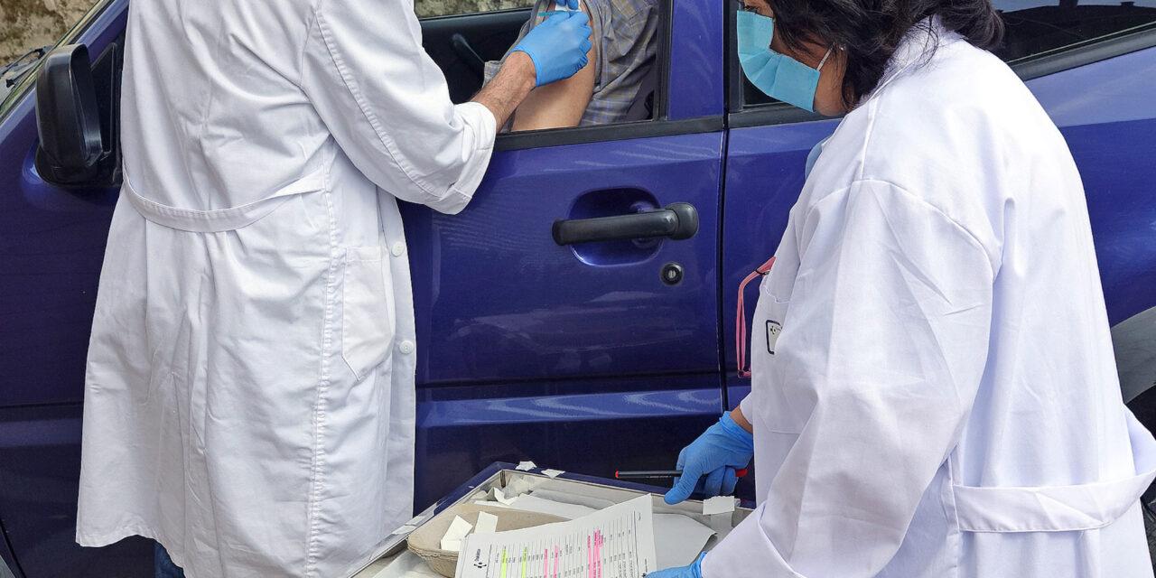Vacunaciones y banda ancha centran la actualidad en Mendialdea press 99