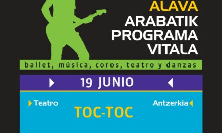 Teatro-antzerkia: TOC-TOC