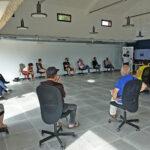 Una decena de personas emprendedoras de Mendialdea inicia el camino dentro de la red Lehiamendi
