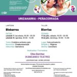 Taller-Lantegia: Biorrisa-Biobarrea