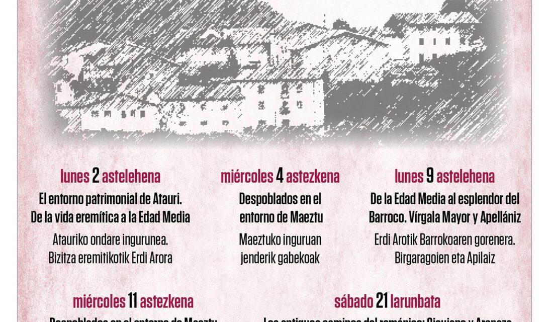 Arraia-Maeztu: Rutas patrimoniales – Ondareko ibilbideak