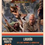 Zinea – Cine: Jumanji (Lagrán, abuztuak 19 de agosto)