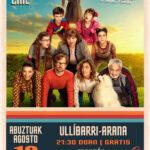 Cine – Zinea: Padre no hay más que uno 2 (Ullibarri Arana, abuztuak 10 agosto)