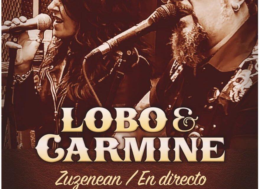Lobo & Carmine (Abuztuak 26 de agosto, Bar Piscinas Kanpezu)