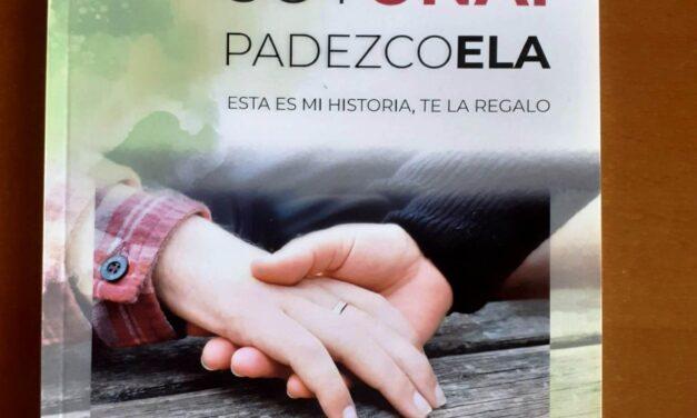 Un libro recoge el testimonio de Unai, un joven de Antoñana con ELA, para hacer visible esta enfermedad