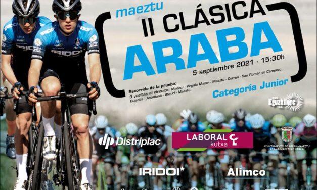 II Clásica Araba (Maeztu, Irailak 5 de septiembre)