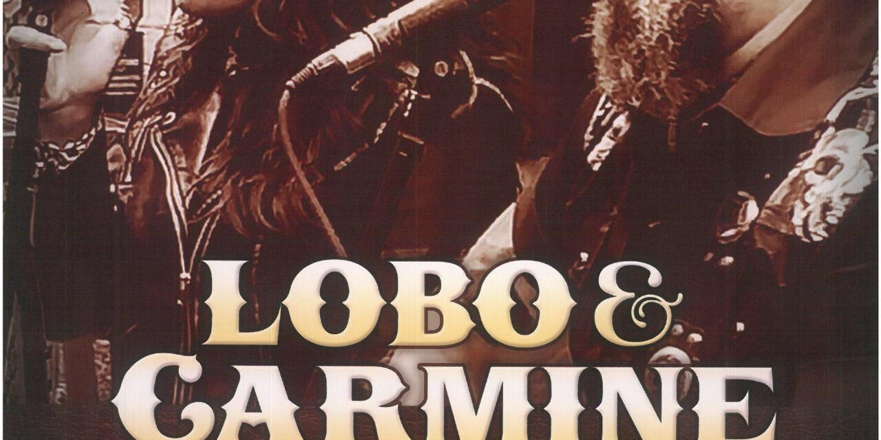 Lobo & CARMINE (Oteo, abuztuak 22 de agosto)