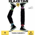 Ganso & Cía: Panoli Kabareta (Montoria, irailak 25 de septiembre)
