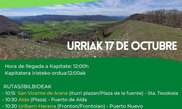 Encuentro solidario – Topaketa solidarioa (urriak 17 de octubre)